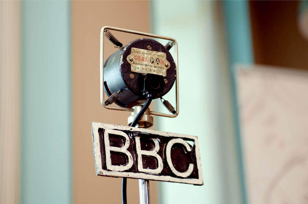 BBC e l'assistente vocale Beeb
