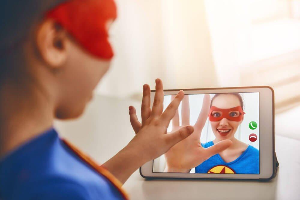 Come videochiamare con google nest hub