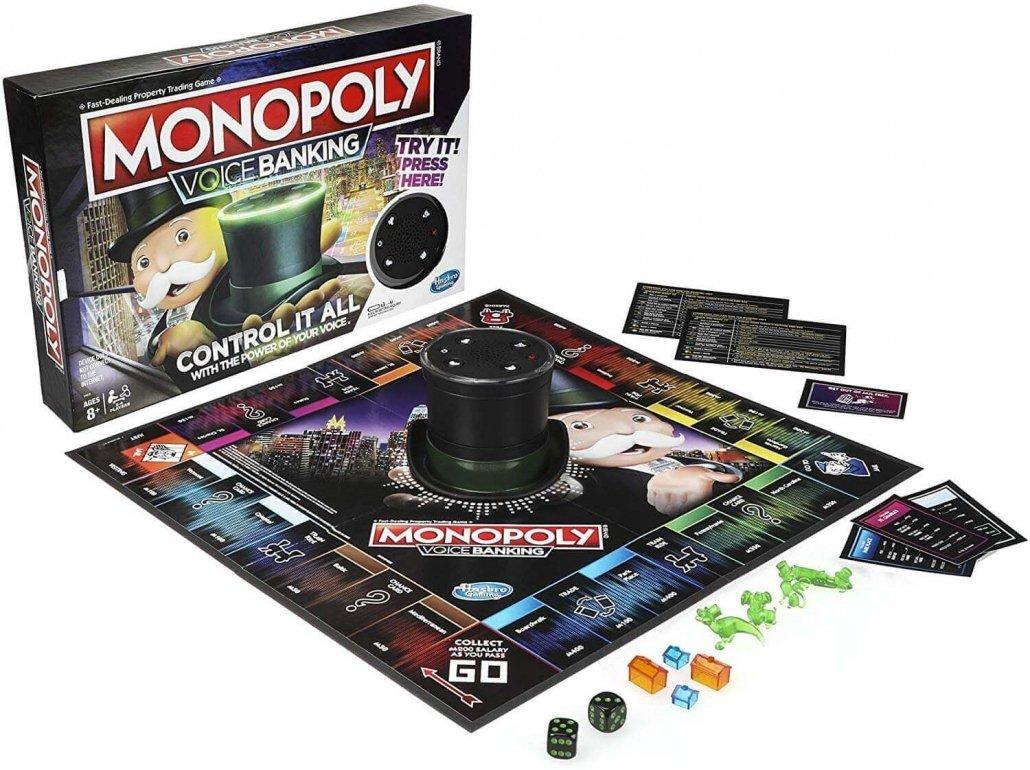 Monopoly Voice Banking: la Voice Technology diventa un gioco