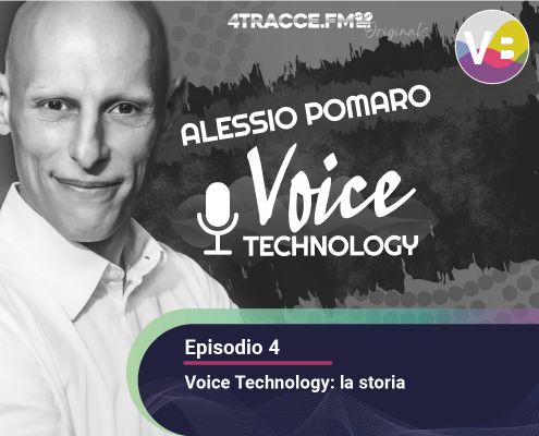 Podcast Voice Technology - La storia