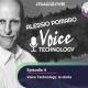 Podcast Voice Technology - La storia