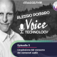 Voice Technology Podcast - l'esplosione del consumo dei contenuti audio