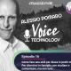 Come fare una skill per Alexa in pochi minuti. Per divertirsi in famiglia, per studiare e comunicare, ma non solo... - Podcast Voice Technology - Episodio 16