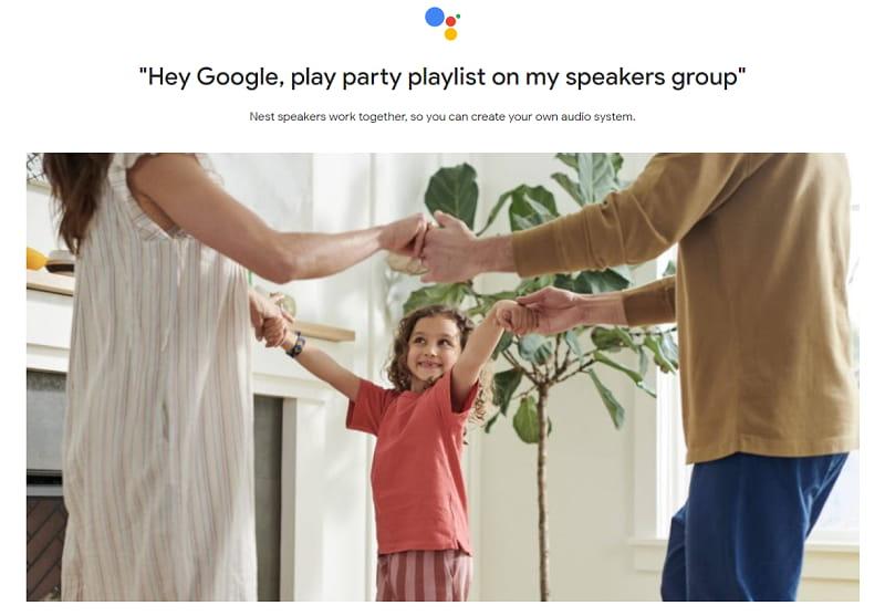 Google Assistant - Google Store: subscriptions