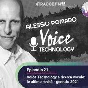 Voice Technology e Voice Search: novità gennaio 2021