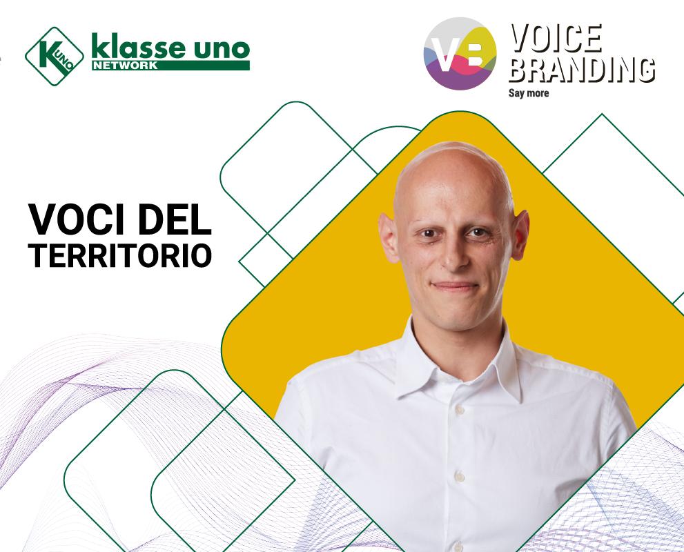 Alessio Pomaro - intervista su Voci del Territorio - Klasse Uno Network