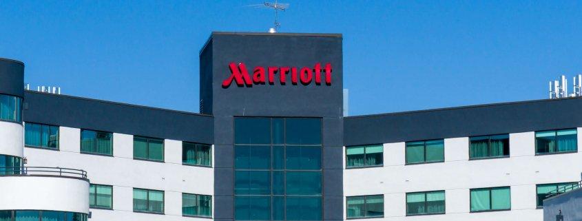 marriott hotel e alexa