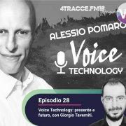 Voice Technology: presente e futuro, con Giorgio Taverniti