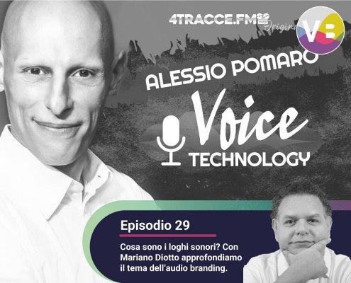 Loghi Sonori e Audio Branding con Alessio Pomaro e Mariano Diotto