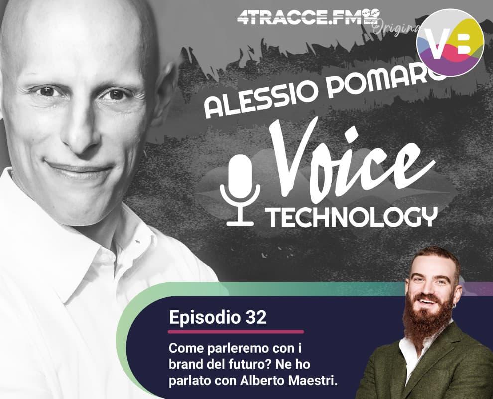 Come parleremo con i brand del futuro? Ne ho parlato con Alberto Maestri.