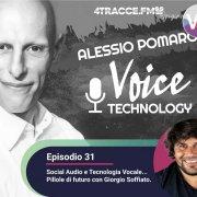 Social Audio e Tecnologia Vocale.. pillole di futuro con Giorgio Soffiato